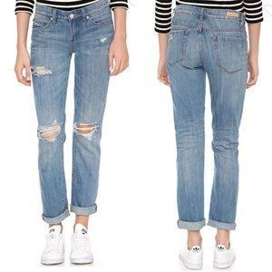 BLANKNYC Tomboy Distressed Jeans 25